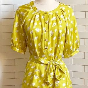 Kate Spade silk blouse size small